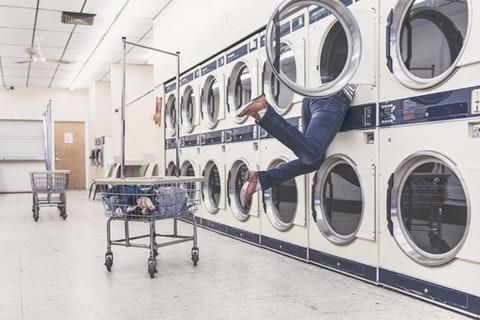 Myntvaskeri funka kun som midlertidig nødløsning