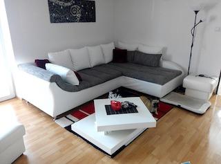 En deilig sofa!
